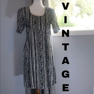 Vintage 90's baby doll style dress
